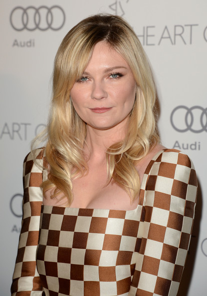 Kirsten Dunst - Audi Presents The Art of Elysium's 6th Annual HEAVEN Gala - Red Carpet
