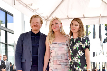 Kirsten Dunst Sofia Coppola Kirsten Dunst Honored With A Star On The Hollywood Walk Of Fame