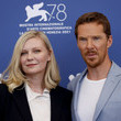 """Kirsten Dunst """"The Power Of The Dog"""" Photocall - The 78th Venice International Film Festival"""
