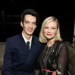 """Kirsten Dunst """"Power Of The Dog"""" Red Carpet / Reception"""
