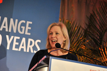 Kirsten Gillibrand EMILY's List 30th Anniversary Gala