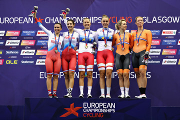 Kirsten Wild Track Cycling - European Championships Glasgow 2018: Day Six