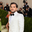 Kit Harington The 2021 Met Gala Celebrating In America: A Lexicon Of Fashion - Arrivals