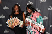 """Guests attend  """"The Kitchen"""" Atlanta screening hosted by Kandi Burruss at Cinebistro on July 29, 2019 in Atlanta, Georgia."""