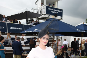 Kitty Spencer Laureus King Power Polo Cup