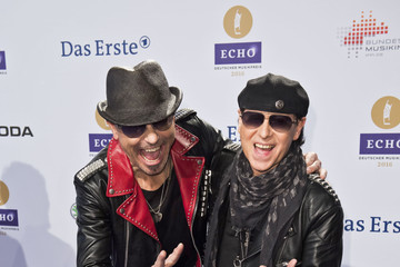 Klaus Meine Echo Award 2016 - Red Carpet Arrivals