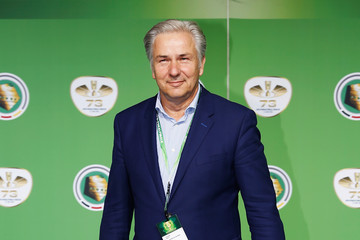 Klaus Wowereit Green Carpet - DFB Cup Final 2016