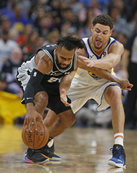 Golden State Warriors vs. San Antonio Spurs - Game Four