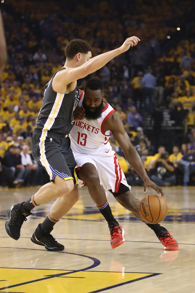 Houston Rockets vs. Golden State Warriors - Game Four