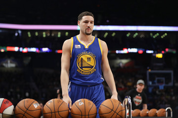 Klay Thompson JBL Three-Point Contest 2017
