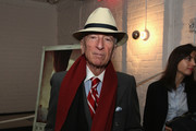 "Gay Talese attends ""Knight of Cups"" New York Screening After Party at Metrograph on February 22, 2016 in New York City."