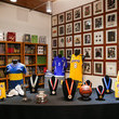 Kobe Bryant Julien's Auctions Hosts Press Preview For Sports Legends Featuring Kobe Bryant, FIFA And Olympic Medals