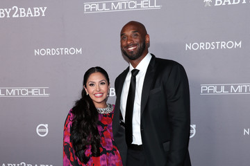 Kobe Bryant Vanessa Bryant 2019 Baby2Baby Gala Presented By Paul Mitchell - Red Carpet