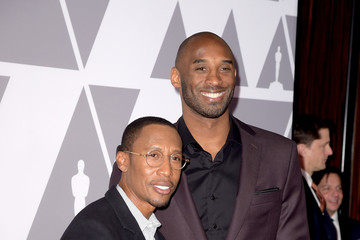 Kobe Bryant 90th Annual Academy Awards Nominee Luncheon - Arrivals