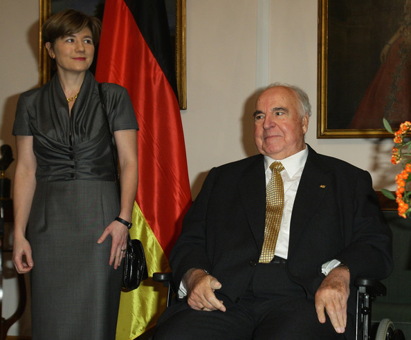 Chancellor Of Germany. Former German Chancellor