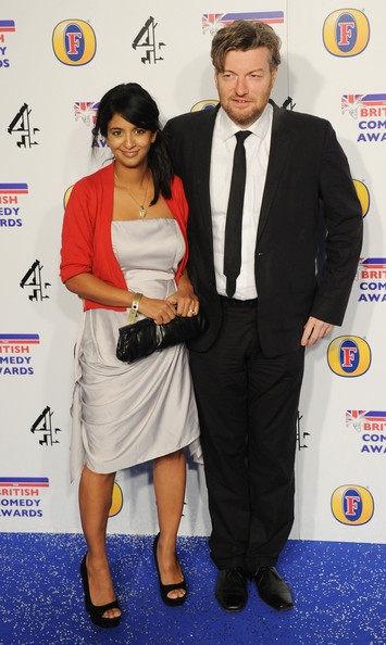 Konnie Huq And Charlie Brooker Photos 4 Of 6