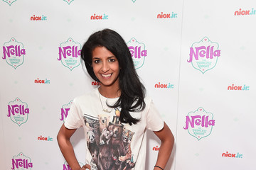 Konnie Huq Celebs Reign at Nick Jr. Premiere of 'Nella The Princess Knight'