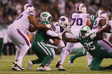 Kony Ealy Buffalo Bills v New York Jets