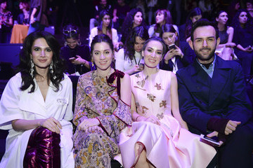 Koray Caner Celebrity Sightings - Mercedes-Benz Fashion Week Istanbul - March 2018 - Day 4