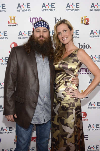 Korie Robertson Willie Robertson  L  and Korie Robertson of  quot Duck    Willie Robertson Willie Alexander Robertson