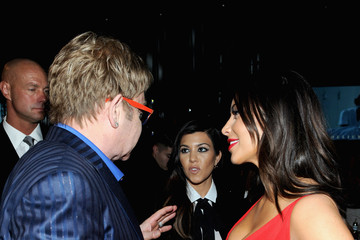 Kourtney Kardashian Elton John AIDS Foundation Oscar Viewing Party — Part 4