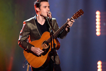 Kris Allen FOX's 'American Idol' Finale For The Farewell Season - Show