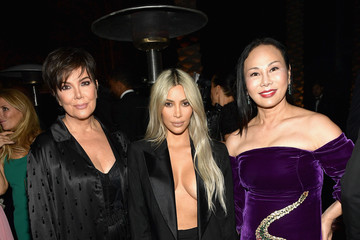 Kris Jenner 2017 LACMA Art + Film Gala Honoring Mark Bradford and George Lucas Presented by Gucci - Inside