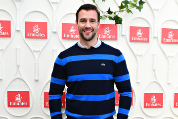 Kris Smith Emirates Suite Australian Open Cocktail Reception