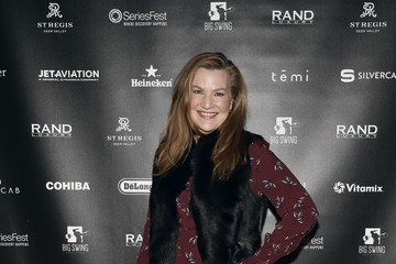 Krista Smith Kyra Sedgwick & SeriesFest's Reception Honoring Female Artists & 'Girls Weekend' Hosted By The RAND Luxury Escape At The St. Regis