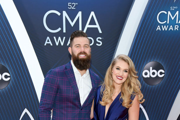 Kristen O'Connor The 52nd Annual CMA Awards - Arrivals