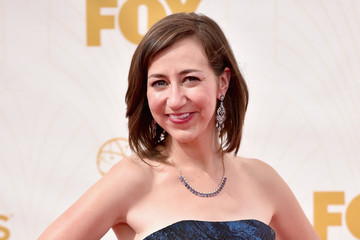 Kristen Schaal 67th Annual Emmy Awards - Red Carpet