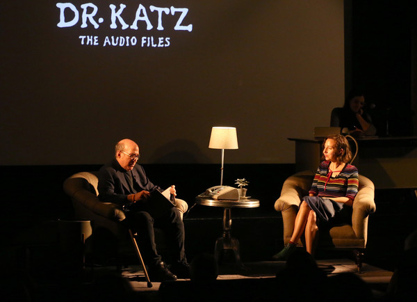 Audible Launch Event for Dr. Katz: The Audio Files