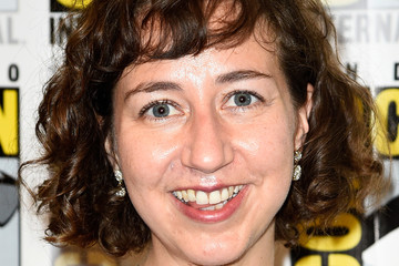 Kristen Schaal Paramount Pictures Press Line - Comic-Con International 2014