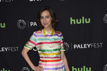 Kristen Schaal The Paley Center For Media's 34th Annual PaleyFest Los Angeles - 'Bob's Burgers' - Arrivals