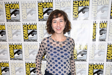Kristen Schaal 'Goosebumps' Panel at Comic-Con