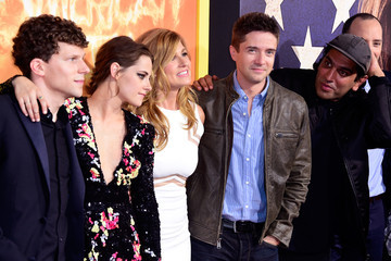 Kristen Stewart Jesse Eisenberg Guests Attend the Premiere of Lionsgate's 'American Ultra'