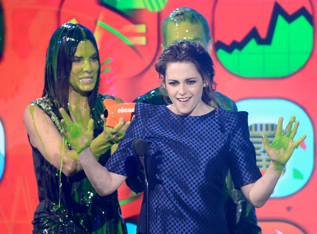 Kristen Stewart - Nickelodeon's 26th Annual Kids' Choice Awards - Show