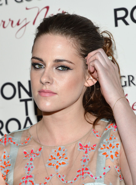 "Kristen Stewart - ""On The Road"" New York Premiere"