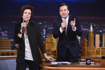 Kristen Wiig 'The Tonight Show Starring Jimmy Fallon' Taping in NYC