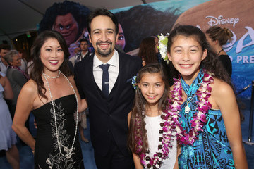 Kristi Yamaguchi The World Premiere of Disney's 'Moana'
