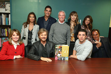 Kristian Alfonso Greg Meng 'Days of Our Lives' Book Signing - Barnes and Noble 5th Avenue