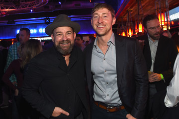 Kristian Bush Folds of Honor/CMS Nashville Songwriter of the Year Party 2017
