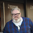 Kristian Nairn Kristian Nairn From 'Game of Thrones' Holds the Door and Serves Dark Roast Coffee to Welcome Winter at Dunkin' Donuts