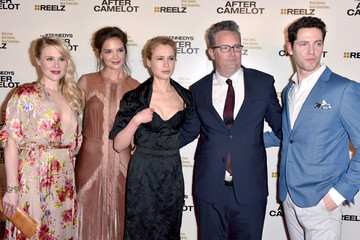 Kristin Booth Premiere of Reelz's 'The Kennedys After Camelot' - Arrivals