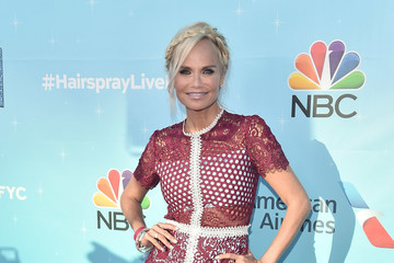 Kristin Chenoweth NBC's 'Hairspray Live!' FYC Event - Arrivals