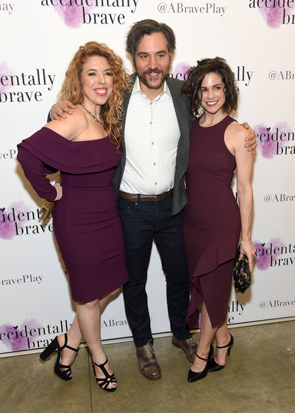 'Accidentally Brave' Opening Night