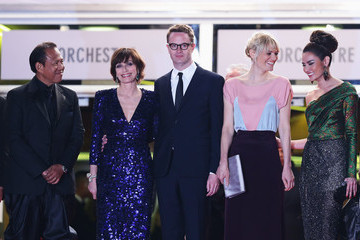 Kristin Scott Thomas Rhatha Phongam 'Only God Forgives' Premieres in Cannes