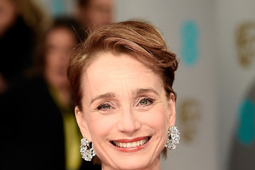 Kristin Scott Thomas EE British Academy Film Awards 2015 - Red Carpet Arrivals