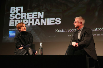 Kristin Scott Thomas Kristin Scott Thomas Presents Her BFI Screen Epiphany