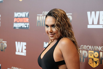 Kristinia DeBarge WE tv's 'Growing Up Hip Hop' Season 2 Premiere Screening and After Party